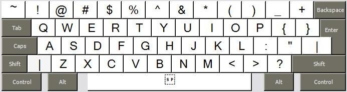 Alternate keyboard layout for En keyboard layout